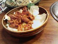 6/30 辛唐鶏 九一麺
