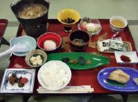 8/17 大町温泉 朝食