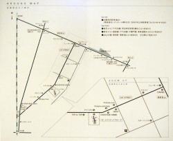 ルシェルブラン表参道 地図