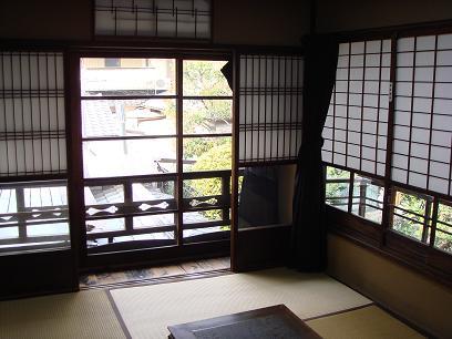 寺田屋・内