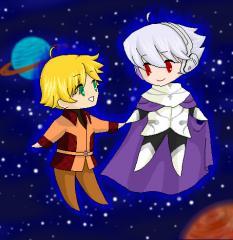 宇宙デート