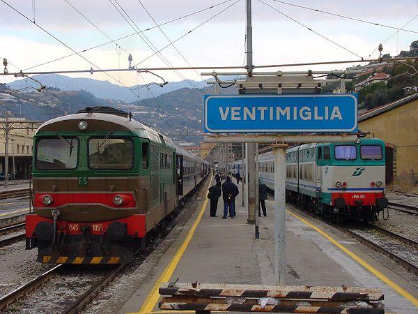 ヴェンティミリア駅