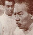 財前五郎と東貞蔵