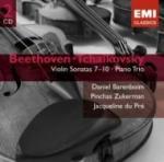 Beethoven: Violin Sonatas No. 7-10 / Tchaikovsky:Piano Trio