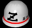 革マル派ヘルメット