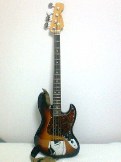 Fender Japan '62 Jazz Bass