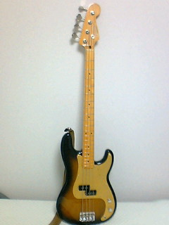 Fender USA '57 Precision Bass