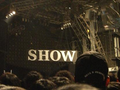 SHOW舞台