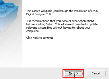 LEGO Digital Designer004