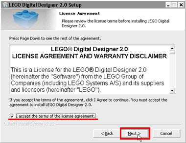 LEGO Digital Designer005