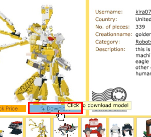 LEGO Digital Designer022