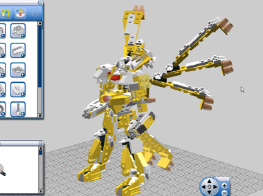 LEGO Digital Designer023