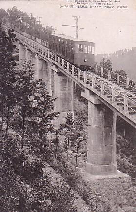 愛宕山ケーブルカー第六鉄橋