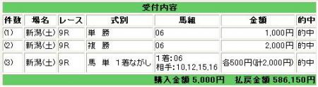 07.07.14新潟9R