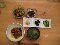 071028夕食