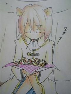 眠りねずみ うp