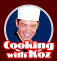 Cooking with Koz