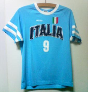 イタリアTシャツ