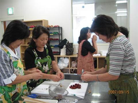 9月韓国料理05