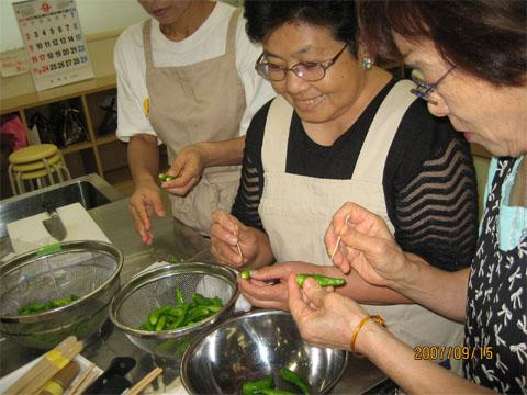 9月韓国料理07