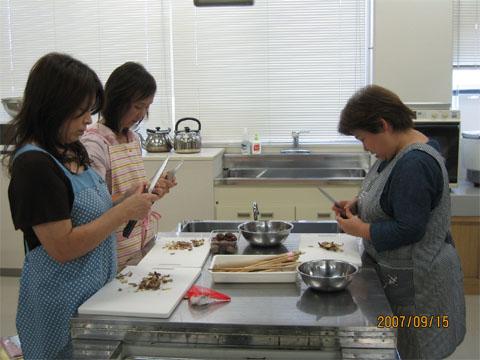 9月韓国料理08