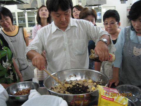 9月韓国料理15