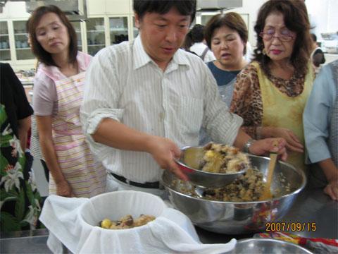 9月韓国料理16