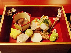 「菊の井」前菜-グルメレポーター修行の日々-