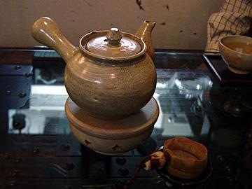 チャングム茶廊房内部(蓮茶)-グルメレポーター修行の日々-
