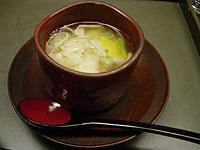 かぶら蒸し 創作豆腐料理「こんどう」-グルメレポーター修行の日々-