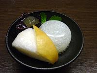 甘味 創作豆腐料理「こんどう」-グルメレポーター修行の日々-