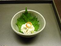 朝汲み湯葉さしみ 創作豆腐料理「こんどう」-グルメレポーター修行の日々-