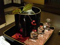 女将から 創作豆腐料理「こんどう」-グルメレポーター修行の日々-