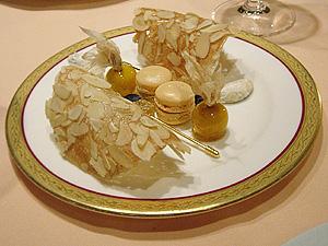 レストラン・アッシュ(デザート2)-グルメレポーター修行の日々-