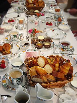 世界一の朝食(全メニュー1)-グルメレポーター修行の日々-