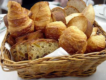 世界一の朝食(パン)-グルメレポーター修行の日々-