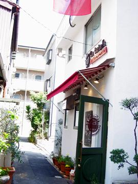 La Cucinella di Yamamoto 路地裏-グルメレポーター修行の日々-