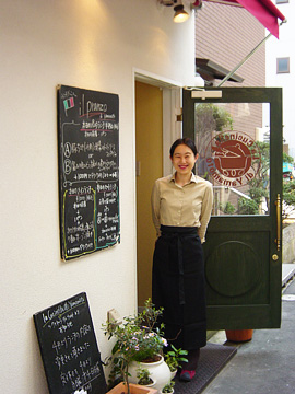 La Cucinella di Yamamoto マダム-グルメレポーター修行の日々-