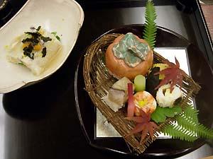 京都 湯の花温泉 翠泉の料理-グルメレポーター修行の日々-