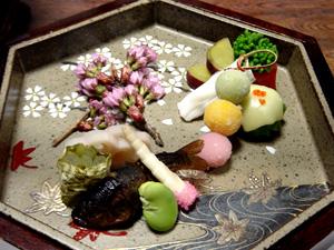 「魚山園」前菜-グルメレポーター修行の日々-