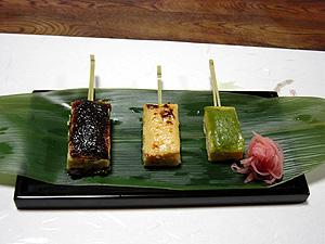 「魚山園」焼肴-グルメレポーター修行の日々-