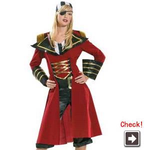 海賊 コスチューム