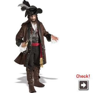 海賊 ハロウィン 衣装