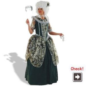 貴族 ハロウィン 衣装