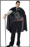 男性の吸血鬼 ハロウィン衣装