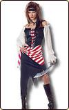 美女海賊ルビー ハロウィン衣装