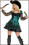 セクシー海賊 ハロウィン衣装
