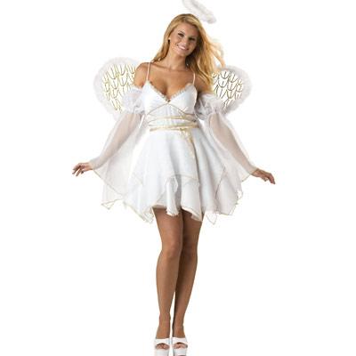 天使の衣装