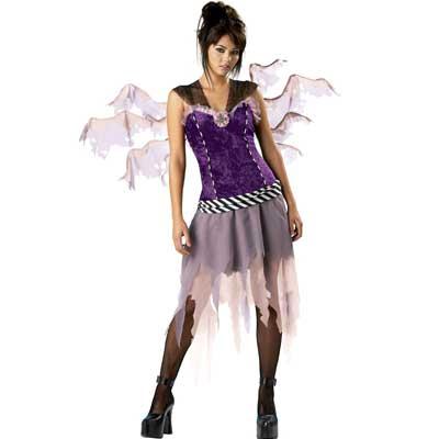 妖精の衣装