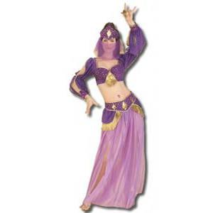 ベリーダンスのコスチューム